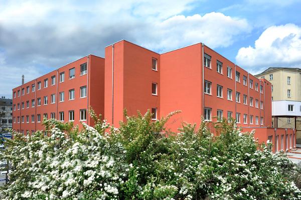 Klinik Charite Berlin